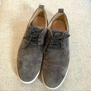 Clae Ellington SP dark shadow nubuck shoes